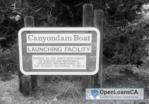 Canyondam